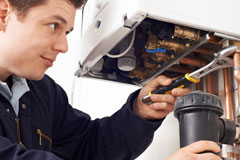 only use certified Denbighshire heating engineers for repair work